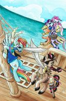 MLP 14 Cover by BrendaHickey