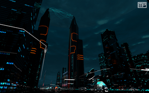 Tesla Towers by perilous7