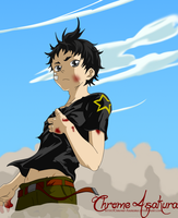 Ganta Igarashi by Chrome-Asakura