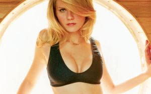 kirsten dunst by floppe