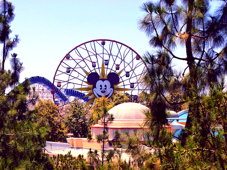 A California Adventure by DreamInColorz