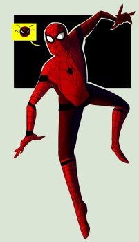 Spidey by Suttonsocks