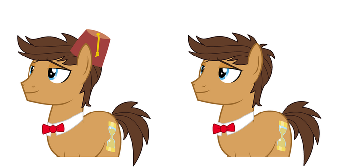 Dr Whooves {Updated} by CameoFiasco
