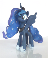 Princess Luna 2 by Blue-Azure-Rose
