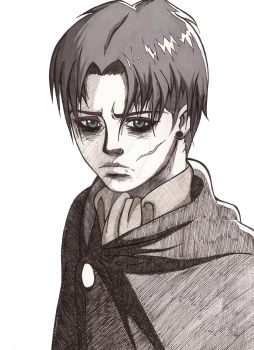 Rivaille by Himitsu0307