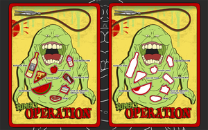Slimer's Operation by GhostbustersNews