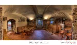 Cloister-Cafe No.1 by matze-end