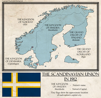 TL-181 The Scandinavian Union by Kurarun