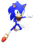 New Sonic boom Render by NIBROCrock
