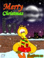 Christmas Eve on Sesame Street by SimanetteFan