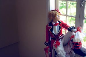Pandora heart_Days gone by by Dan-Gyokuei