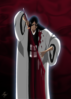 Division 4 Captain Unohana by Ayce104