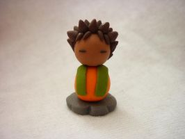 Brock in Clay by SkullBurst