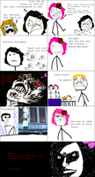 Hunger Games Ragecomic PART 2 by GoldenCat1