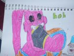 Funny Buu face by Africa2000