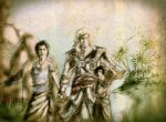 We Were Happy_Assassins creed IV Black Flag by Clay-zius399