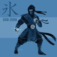 Sub-Zero Redesign by darknight7