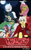 Pony May Cry - Brotherhood is Magic - Fanart by Droll3