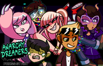 [Gif][E] Anarchy Dreamers by SoulKillur