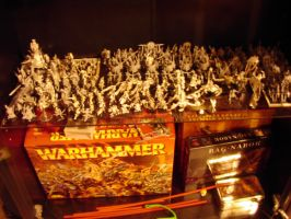 warhammer army by Hekaton