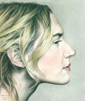 TIME Magazine - Kate Winslet by sunshinerin