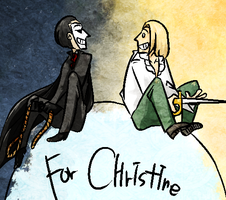 For The CHRISTINE by ramisiun