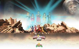 Mighty Morphin Power Rangers - Day of the Dumpster by zordonfanclub
