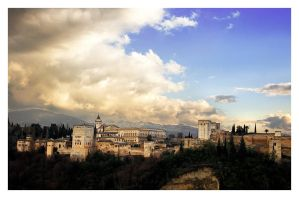 The Alhambra by justinblackphotos