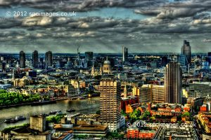 London HDR by stebev