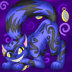 Cheshire Cat by Airenu-ish