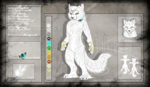 ToF App Sheet: Shykio - High Priest by MoonTiger456