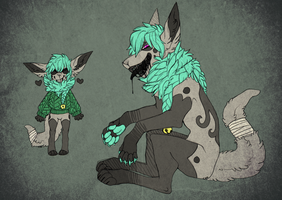 Jester ref by CremexButter