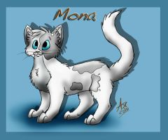 Mona by Dragowl