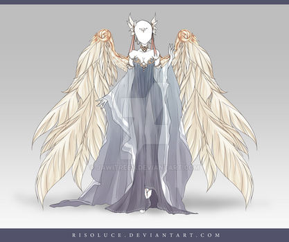 (CLOSED) Adoptable Outfit Auction 119 by JawitReen