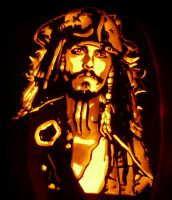 Jack Sparrow by kenklinker