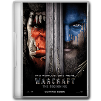 Warcraft Movie Folder Icon by Iamunique8
