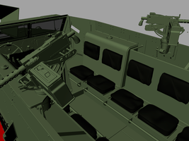 M3 Halftrack WIP by Packe777