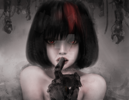 Obsession by AkuArtist