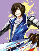 Date Masamune by haseo1333