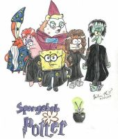 Spongebob Potter by HapyCow
