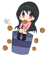 Coolie chibi by superalvichan