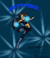 TTNG: Sapphire Re-Vamped by Ang3lBabe1527