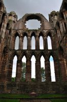 Elgin Cathedral by dcheeky