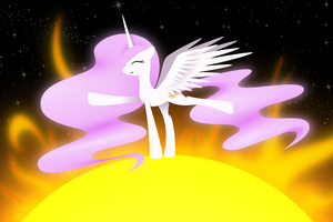Walking on Sunshine by flamevulture17