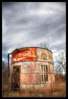 Coke Tank by aaronbee