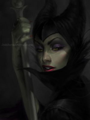 Maleficent by JoshBurns