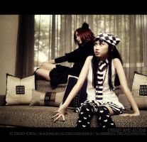 Crissey and Alodia 2 by Crissey