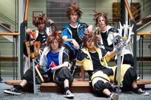 Kings Sora. by GrimoireCosplay