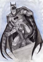 Batman by Erotic-Funeral