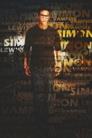 Simon Lewis Wallpaper (1) by shadowhunterwitch